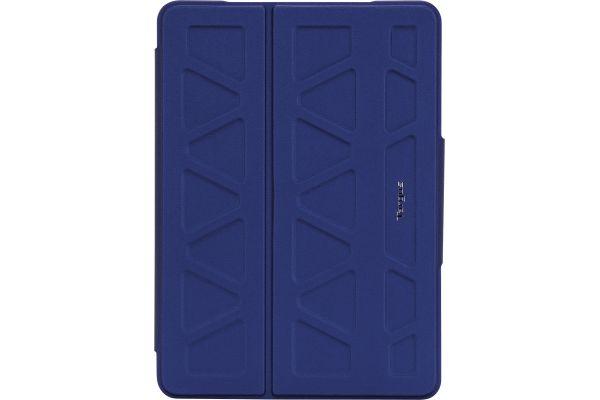 "Large image of Targus Blue Pro-Tek Case For iPad 10.2"" (7th Gen.)/iPad Air 10.5""/iPad Pro 10.5"" - THZ85202GL"