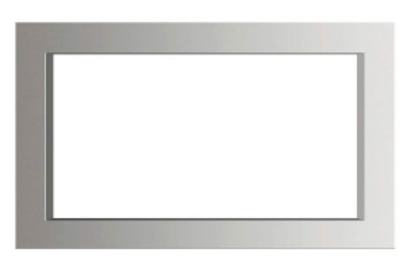 Large image of Fisher & Paykel Stainless Steel Convection Microwave Trim Kit - TK30CMOX1