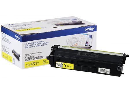 Brother - TN431Y - Printer Ink & Toner