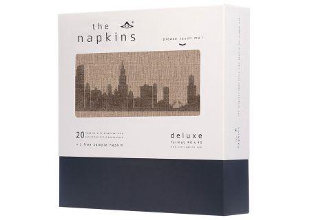 The Napkins - TND40.20.CA.CH.120 - Kitchen Textiles