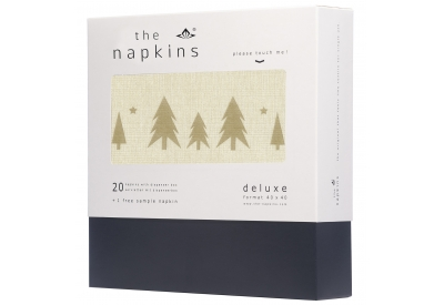 The Napkins - TND40.20.CH.X14.120 - Kitchen Textiles