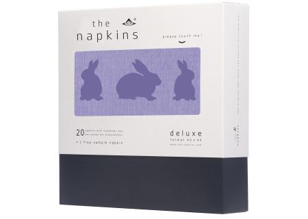 The Napkins - TND40.20.LA.E15.120 - Kitchen Textiles