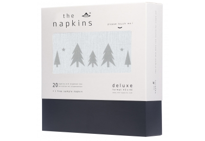 The Napkins - TND40.20.PW.X14.120 - Kitchen Textiles