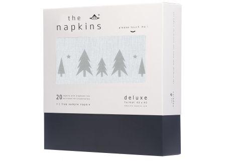 The Napkins - TND40.20.PW.X14.120 - Kitchen Textiles