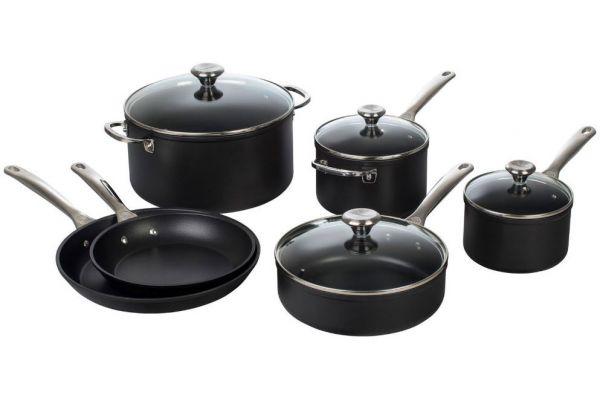 Le Creuset Nonstick 10-Piece Cookware Set - TNS0010