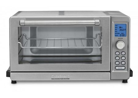 Cuisinart Deluxe Stainless Steel Convection Toaster Oven Broiler - TOB135N