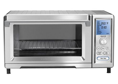 Cuisinart Brushed Stainless Steel Chef - TOB-260N1