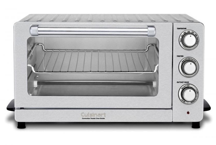 Cuisinart Stainless Toaster Oven With Convection TOB60N1