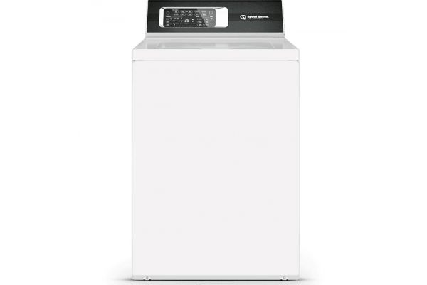 Large image of Speed Queen 3.2 Cu. Ft. White Top Loading Washer - TR7003WN