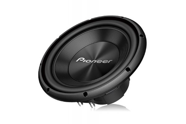 """Pioneer 12"""" Dual 4 Ohms Voice Coil Subwoofer - TS-A300D4"""