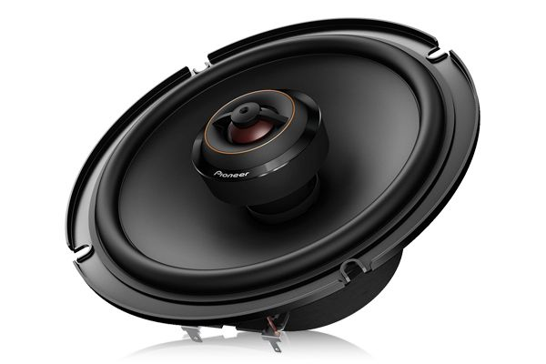 """Large image of Pioneer 6.5"""" 2-Way Coaxial System (Pair) - TS-D65F"""