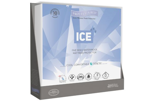 Large image of Protect-A-Bed King Ice Mattress Protector - TSI0142