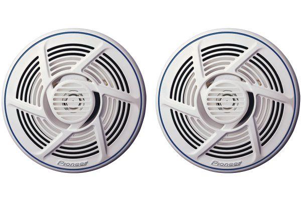 "Large image of Pioneer Nautica Series 6-1/2"" 2-Way Marine Speakers - TS-MR1640"