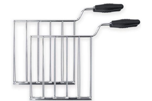 Large image of Smeg Sandwich Rack For 2x2 Toasters (2 pcs) - TSSR01