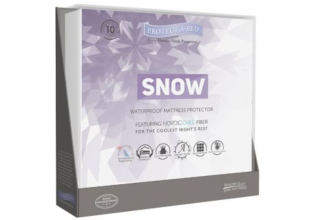 Protect-A-Bed Twin XL Snow Mattress Protector - TSS0197