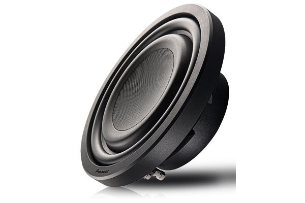 "Pioneer 10"" Single 4 Ohm Voice Coil Subwoofer - TS-Z10LS4"