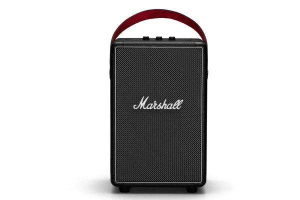 Large image of Marshall Tufton Black Portable Speaker - 1002638