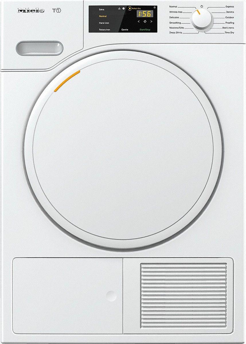 Miele T1 Classic Heat-Pump White Electric Dryer