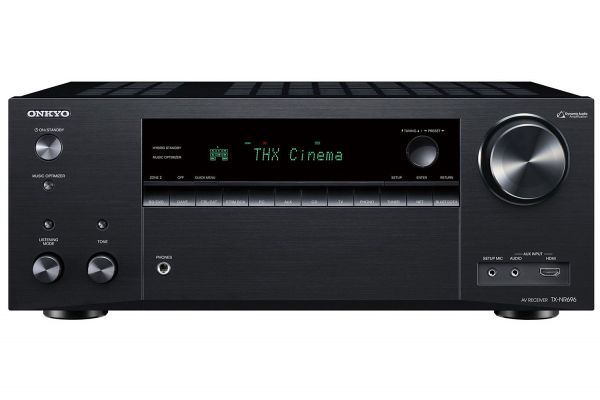 Large image of Onkyo 7.2-Channel Network A/V Receiver - TX-NR696