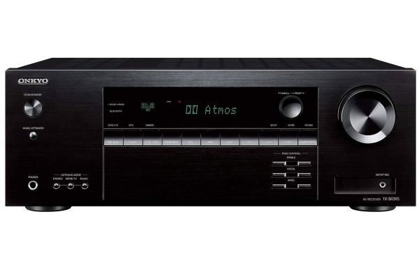 Large image of Onkyo 5.2-Channel Network A/V Receiver - TX-SR393