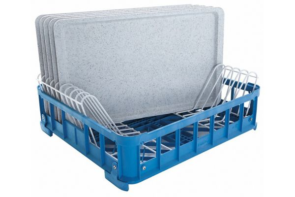 Large image of Miele Plastic Lower Basket for Trays - 67631305D