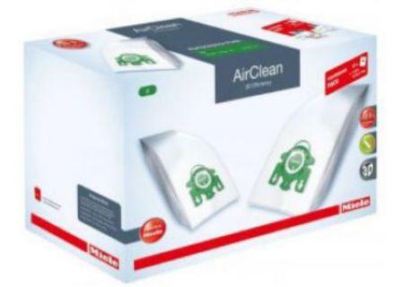 Miele Performance Pack - AirClean 3D Efficiency FilterBags Type U + HA30 HEPA Filter - 10512530
