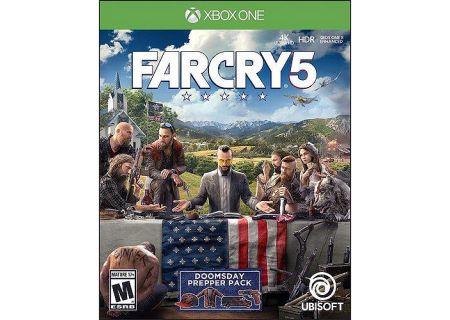 Microsoft Xbox One Far Cry 5 Video Game - UBP50412104