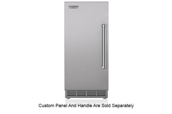 """Sub-Zero 15"""" Panel Ready Outdoor Ice Machine - UC-15IPO"""