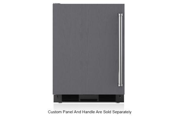 "Large image of Sub-Zero Legacy 24"" Panel Ready Left-Hinge Undercounter Refrigerator/Freezer With Icemaker - UC-24CI-LH"