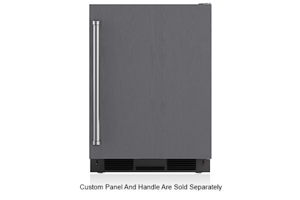 "Sub-Zero 24"" Panel Ready Undercounter Refrigerator/Freezer With Icemaker - UC-24CI-RH"