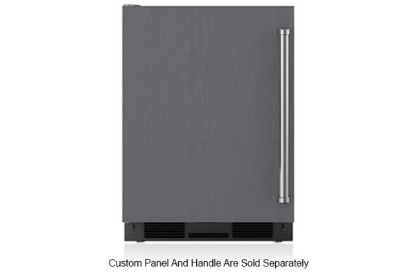 Large image of Sub-Zero Undercounter Combination Compact Refrigerator/Freezer - UC-24C-LH