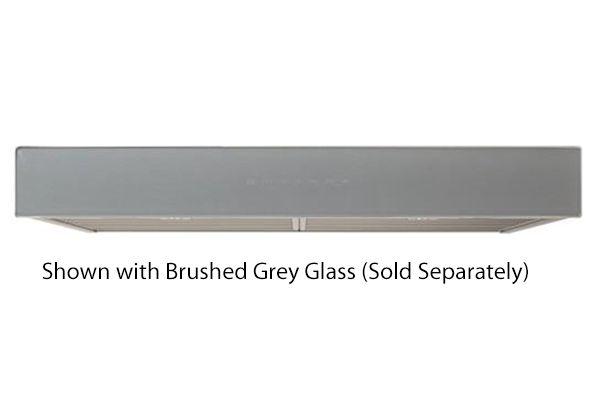 "Large image of Best Ispira 36"" Stainless Steel Under-Cabinet Range Hood - UCB3I36SBN"
