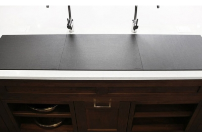 The Galley - UD-3-2P-GT - Kitchen Sinks