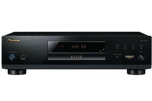 Large image of Pioneer Elite Black Ultra HD Blu-ray Player - UDP-LX500