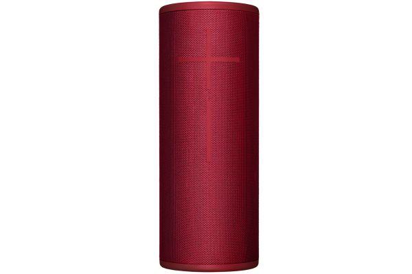 Large image of Ultimate Ears MEGABOOM 3 Sunset Red Bluetooth Speaker - 984-001394