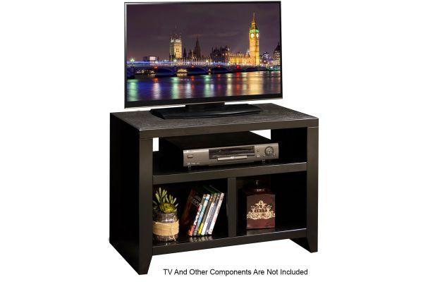 """Large image of Legends Furniture 32"""" Urban Loft TV Cart - UL1210-MOC"""