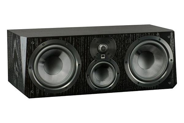 Large image of SVS Black Oak Veneer Ultra Center Channel Speaker - ULTRACENTER BO