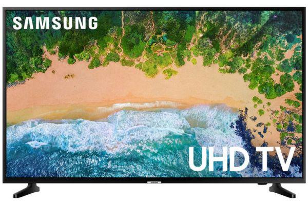 "Large image of Samsung 43"" Smart 4K UHD TV - UN43NU6900BXZA"