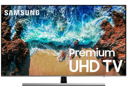 "Samsung 49"" UHD 4K HDR LED Smart HDTV - UN49NU8000FXZA"