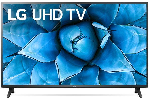 """Large image of LG 65"""" Black 4K HDR Smart LED TV - 65UN7300PUF"""