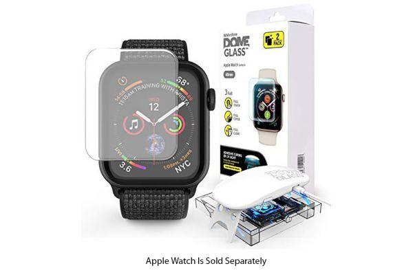 Large image of Whitestone Apple Watch 40mm Dome Glass - USAWSP-02