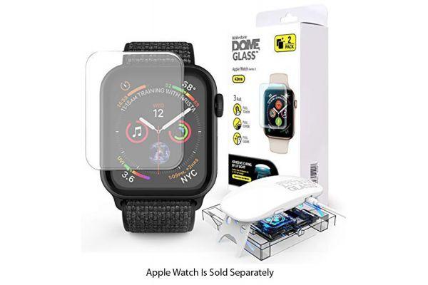 Large image of Whitestone Apple Watch 42mm Dome Glass - USAWSP-03