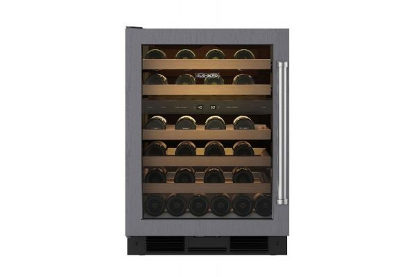 "Sub-Zero 24"" Left Hinge Wine Storage Refrigerator - UW24OLH"