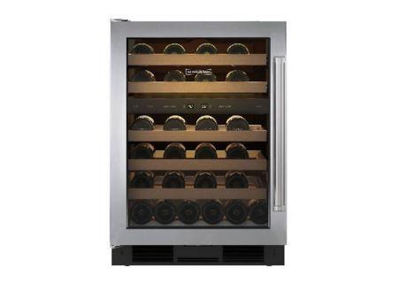 """Sub-Zero 24"""" Left Hinge Wine Storage Refrigerator - UW24SPHLH"""
