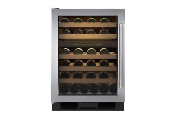 "Large image of Sub-Zero 24"" Left Hinge Wine Storage Refrigerator - UW24SPHLH"