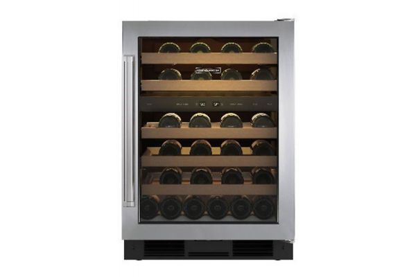 "Large image of Sub-Zero 24"" Right Hinge Wine Storage Refrigerator - UW24SPHRH"