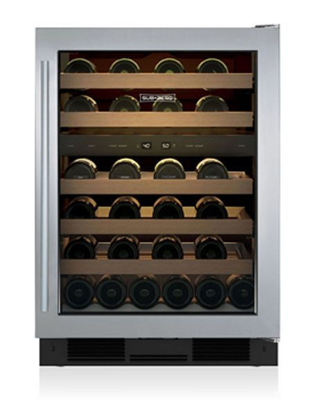 Sub Zero 24 Right Hinge Wine Storage Refrigerator Uw24sthrh