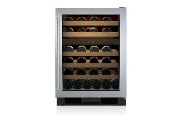 "Large image of Sub-Zero 24"" Right Hinge Wine Storage Refrigerator - UW24STHRH"