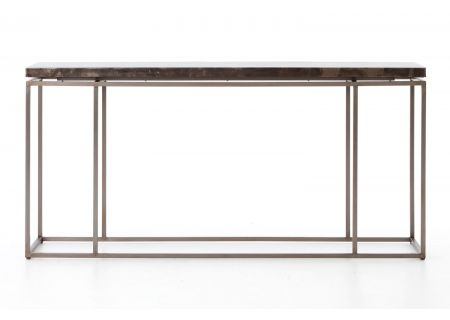 Four Hands Wesson Collection Roman Console Table  - UWES-010