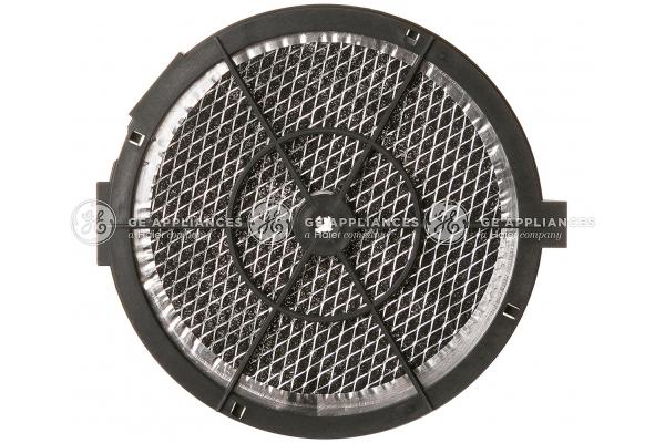 Large image of GE Range Hood Charcoal Filter - UXCF91